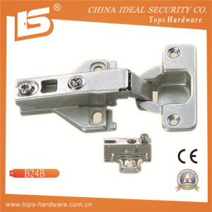 High Quality Cabinet Concealed Hinge (B24B) pictures & photos