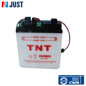TNT 6n6-1d Motorcycle Battery Storage Battery Lead Acid Battery pictures & photos