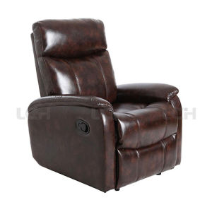 Boss Leather Office Arm Chair