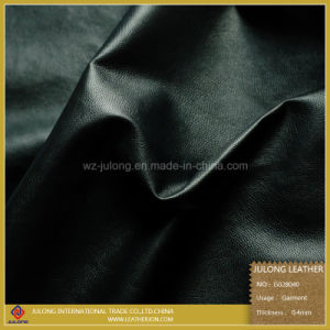 PU Leather for Woman Garment (G028) pictures & photos