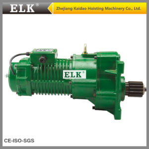 Elk 1.5kw Crane End Carriage Motor pictures & photos
