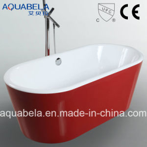 Cupc Approved Acrylic Whirlpool Bathtub Sanitary Ware Bathroom Furniture (JL607) pictures & photos