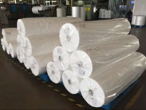 SMS/PP Disposable Non-Woven Fabric / Cloth for Nonwoven Bed Sheet Medical Use pictures & photos