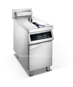 Commercial Induction Cooker Fryer with High Quarity pictures & photos