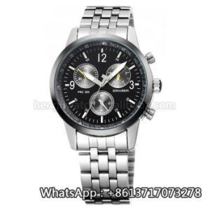 2016 New Style Quartz Watch, Fashion Stainless Steel Watch Hl-Bg-195