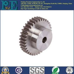 Customized Copper Casting Auto Gear Parts