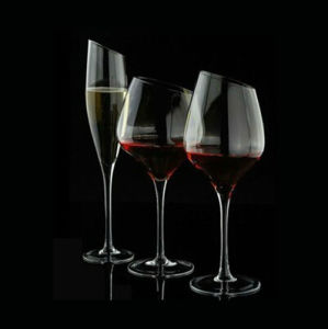 Lead Free Crystal Glass Stemware Wine Glass pictures & photos
