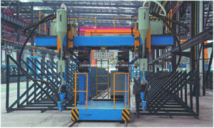 Sxbh Series T-Type Double Cantilever Submerged Welding Machine pictures & photos