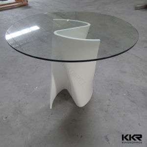Artificial Stone Restaurant Dining Chairs and Table pictures & photos