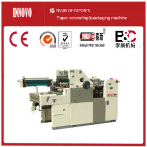 Factory Directory Sell Offset Press Machine pictures & photos