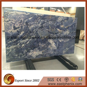 Hot Sale Blue Marble Slab for Wall Tile/Countertop/Vanity Top