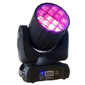 LED Zoom Flower Stage Beam Light Moving Head