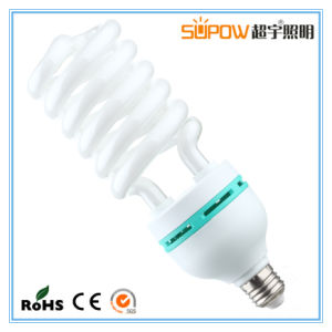 100W 105W Half Spiral Energy Saving Lamp CFL Light pictures & photos