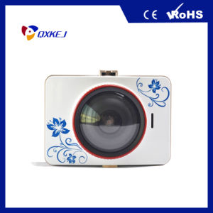 "New 2.4"" Full HD 1080P 120 Degree Car DVR Camera Registrator Recorder Motion Detection Night Vision G-Sensor Car Camera"
