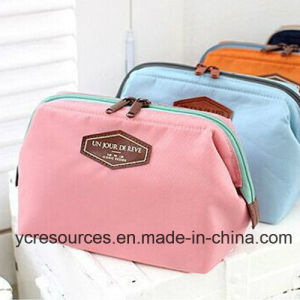 Polyester Make-up Travel Bag (PG18005) pictures & photos