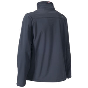 Men Stand Collar Windproof Lightweight Softshell Jacket pictures & photos