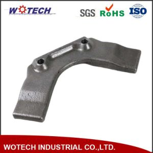 Customized Forged Jaguar Bracket with Low Price