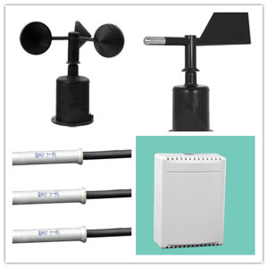china thc automatic wireless weather station with soil moisture