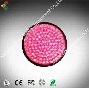 200mm Red Ball LED Signal Traffic Light Module