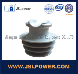 Dirt Resisting 15kv Modified Polyethylene Pin Insulator pictures & photos