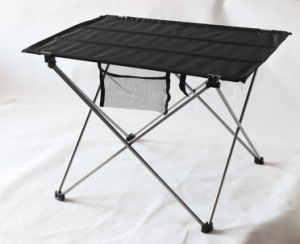Portable Aluminum Foldable Camping Table for Outdoor (MW12019)