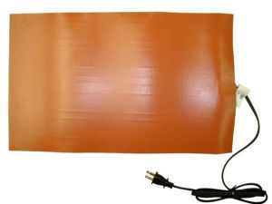 Industrial Electric Heater Silicone Heating Pad pictures & photos