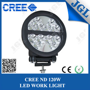 Motorcycle Auto Part & Accessories 120W CREE LED Work Light