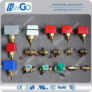 Flow Switch Series with Material of Ss, Brass, Plastic pictures & photos