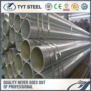 Hot Dipped Galvanized Round Pipe for Building Materials From Chinese Supplier