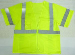 2015 Hi-Vis String Vest with Pockets pictures & photos