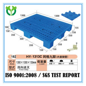 1300X1300 Square Intergrated Plastic Injection Machine Lowes Pallet
