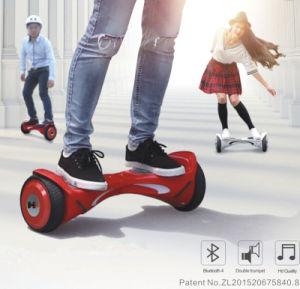 Wholesale 6.5 2 Wheel Hoverboard with Bluetooth Speaker