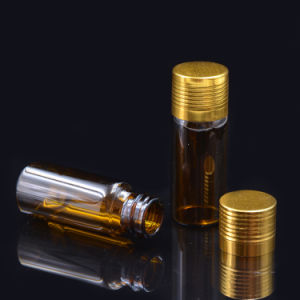 22*52 12ml Brown Screw Mouth Bottle