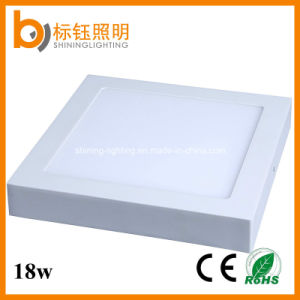 18W LED Panel Light AC85-265V 50-60Hz Ceiling Indoor Lamp Ceiling-Mounted Square Downlight pictures & photos