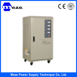 3 Phase Voltage Stabilizer 220V Power Supply with Meze pictures & photos