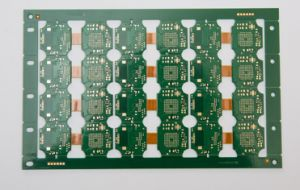 Electronic Manufacturing Rigid-Flex PCB Board with UL pictures & photos