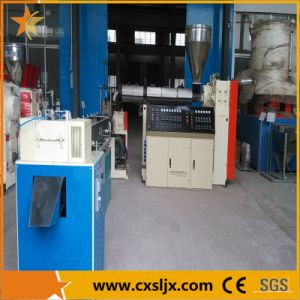 Plastic Granules Making Machine for LDPE HDPE Film Pelletizing pictures & photos