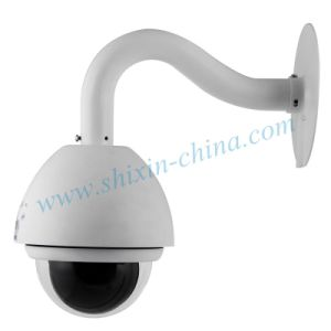 H. 264 10X Optical/Digital Zoom Day/Night PTZ CCD IP Camera (IP-650H) pictures & photos