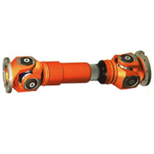 Standard Telescoped Welding SWC Bf Type Universal Joint Coupling