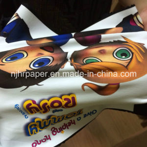 A3/A4 Sheet Size Inkjet PU Film Light T Shirt Heat Transfer Paper for Cotton T-Shirt and Fabric