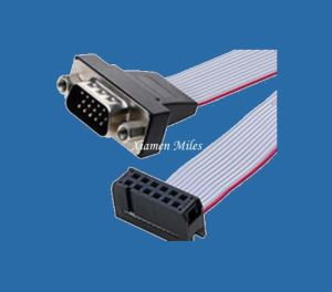 china vga to idc cable 12pin flexible flat cable for computer rh milescn en made in china com