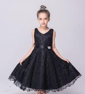 Kids Flower S Lace Dress For Wedding Party Formal Dresses Wear