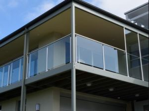Best Quality Stainless Steel Balustrade Staircase Handrail Balustrades for Sale pictures & photos