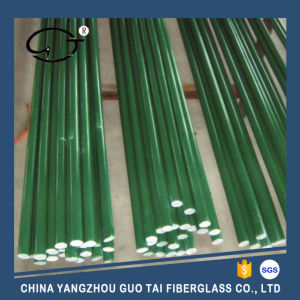 Colorful Solid Fiberglass Reinforced Rod with UV Resistant and Fiberglass Stakes pictures & photos