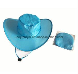 China Promotion Foldable Cowboy Hat Beach Cowboy Hat SPF - China Cap ... 3690c4693447