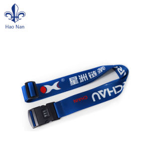 No Minimum Order PP Material Excellent Luggage Strap for Suitcase pictures & photos