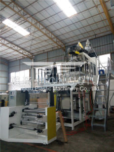1000mm PP Double Layers Film Blown Machine