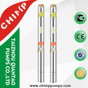 Chimp SD Series 1.5 HP Clean Water Submersible Water Pump pictures & photos