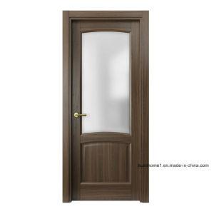 Merveilleux Black Walnut Glass Insert Bathroom And Bedroom Interior Doors