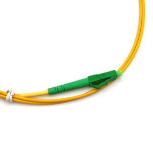 Optical Fiber Optic Patch Cord Cable Indoor LC/Sc Monomodale /Single Mode Simplex pictures & photos